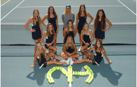 CIF Individuals Varsity Tennis: Jenn Kingsley