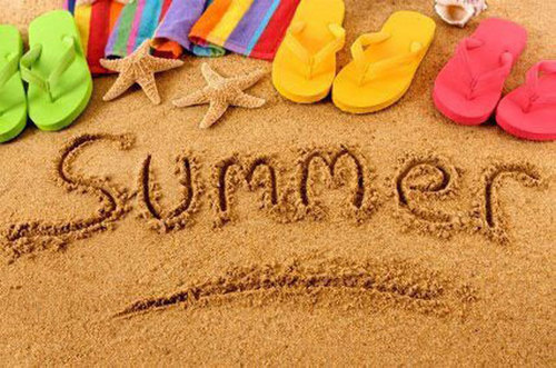 Summer Holidays, also called as summer vacation or summer break, is a vacation in summertime between school years. Usually summer holidays lasts for 6 up to 14 weeks, is different in each country. Summer holidays when we were younger were just more special.
