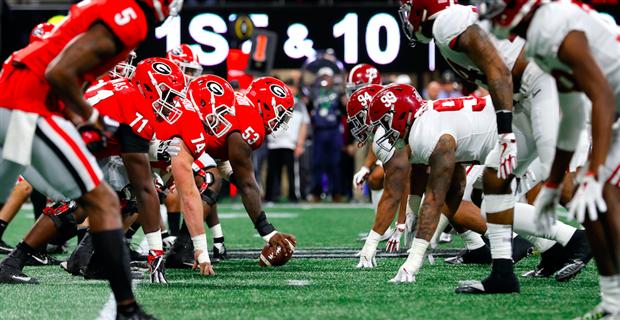 True Dedication: Alabama vs. Georgia College Championship Game