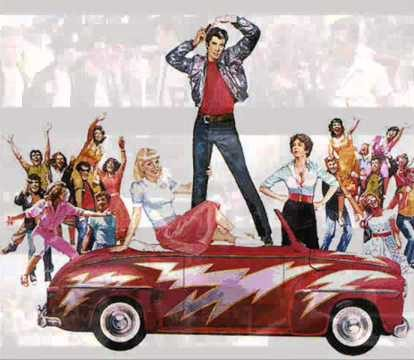 It's Grease Lightning