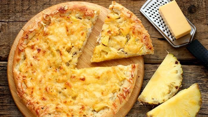 Pineapple Pizza?!