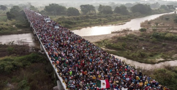 Immigrants Move to the Border