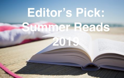 Editor's Pick: Summer Reads 2019