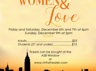 NHHS Presents: Dinner Theater