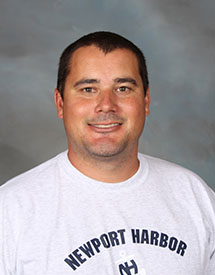 New Teacher: Andrew Mabry