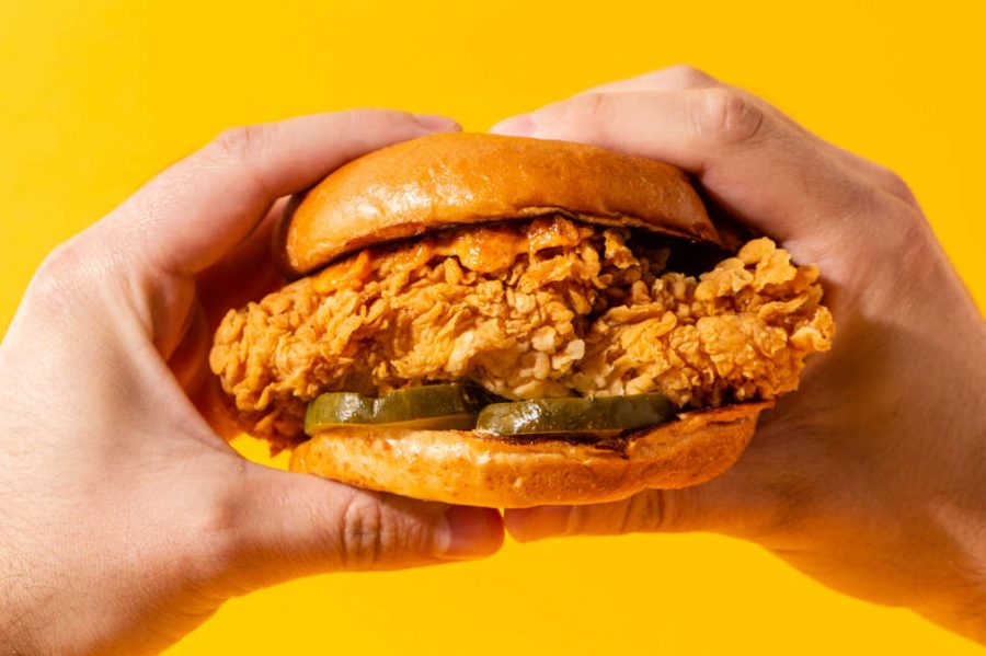 The Great Chicken Sandwich War
