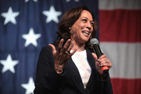 The election of Kamala Harris as the next vice president of the United States is the year