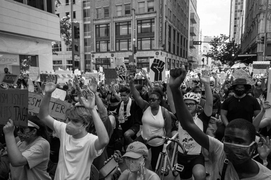The protests for racial justice that erupted around the country after the police killing of George Floyd make Ray Keirouz