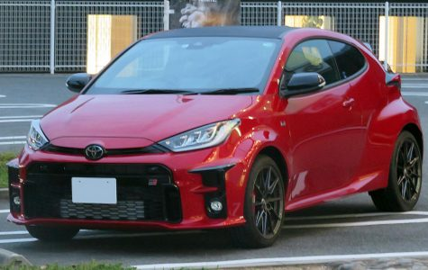 Best of 2020: The Car of the Year is Toyota's GR Yaris