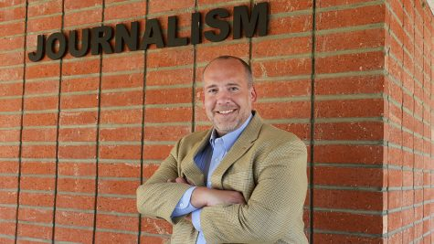 Journalism Students Need a Certain Tenacity: Q&A with Professor Jeremy Shermak